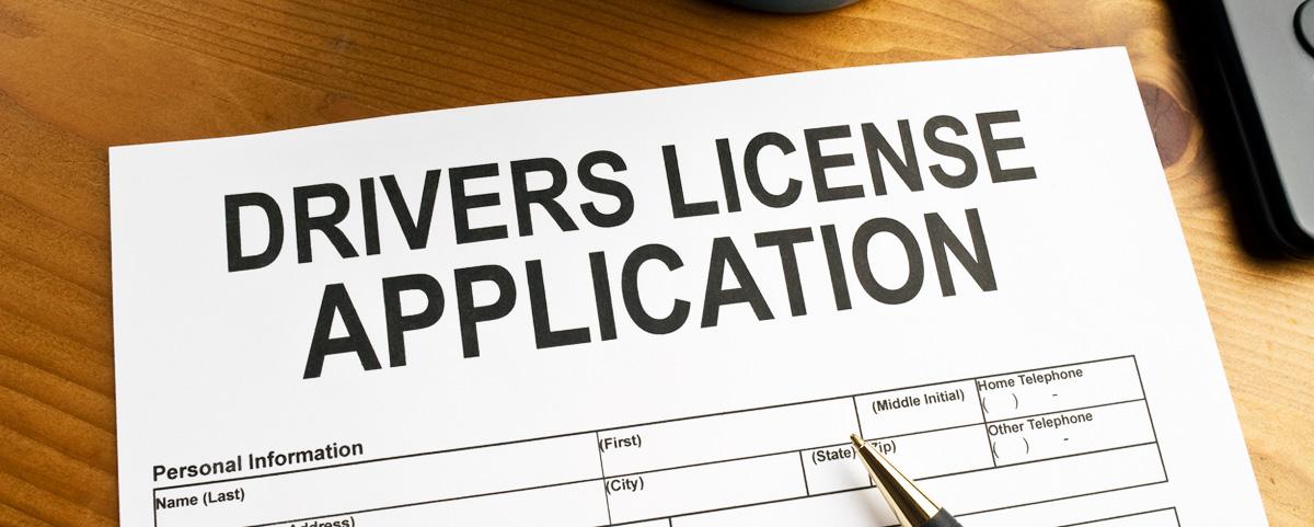 Antrag Fahrerlaubnis